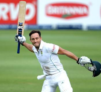 Wanderers Test: Faf du Plessis master of 4th innings chases