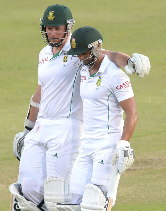 Graeme Smith and Alviro Petersen