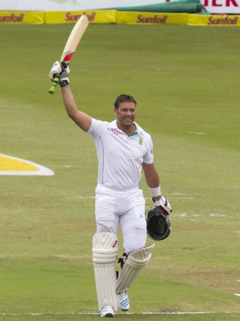 Kallis farewell ton hands South Africa victory chance