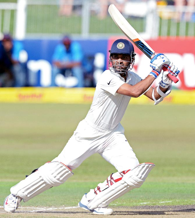 Pujara unmoved, Rahane zooms up 63 places in ICC Test rankings