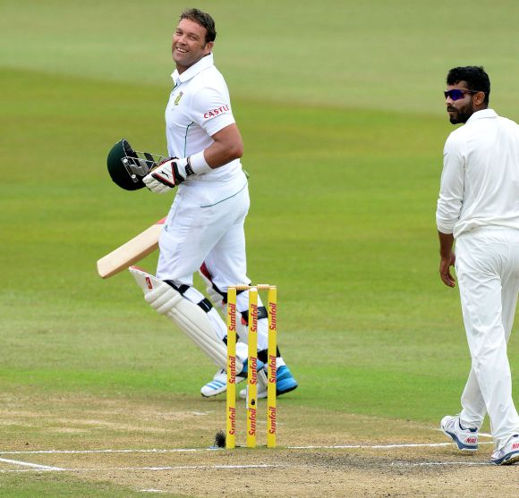 Day 4 at Kingsmead: Kallis sets up Proteas charge