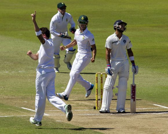 SA Tour: Bitter end to one of Team India's better years