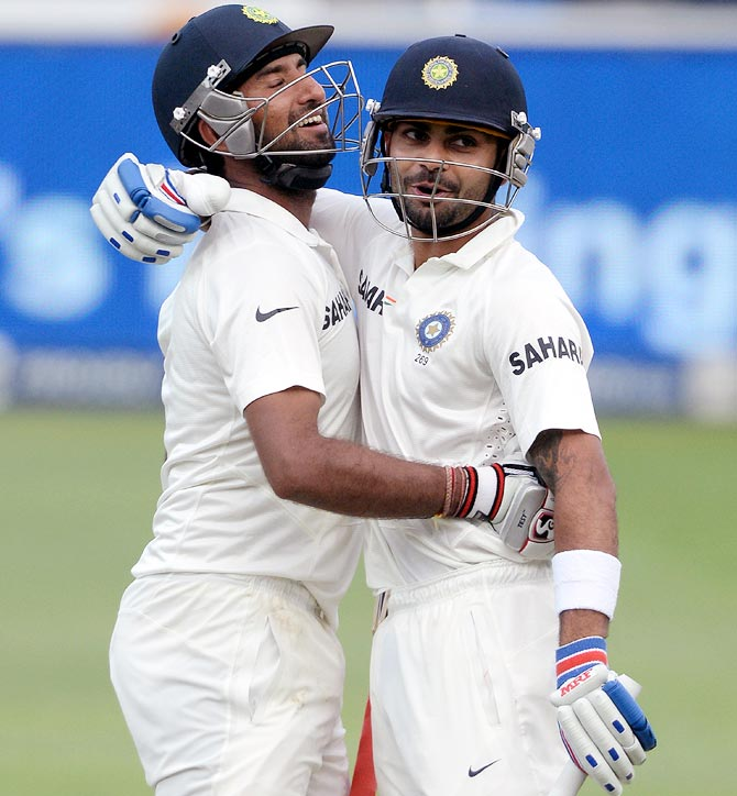 Team India Report Card Kohli Pujara 810 Rohit Sharma 210
