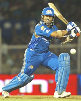 Tendulkar set to lead Mumbai Indians in IPL-VI