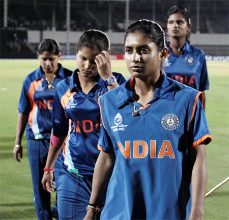 India captain Mithali Raj