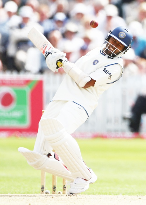 Wasim Jaffer can be an alternative