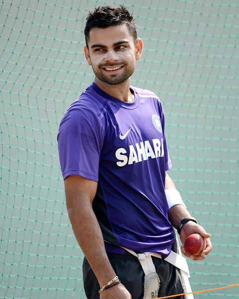 Which Indian cricketer would you like as your Valentine?' - Valentine's Day Special 2013