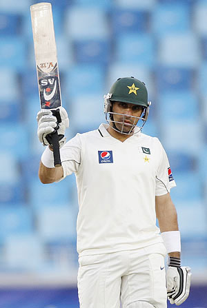 Pakistan hindered by lack of home Tests: Misbah