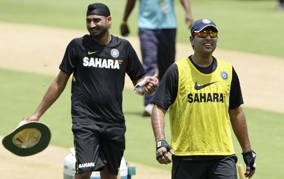 'I am really happy for Harbhajan'