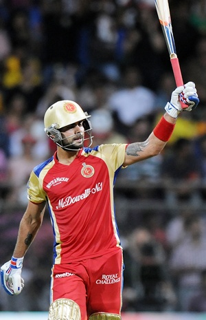 IPL: Virat Kohli to captain Royal Challengers Bangalore