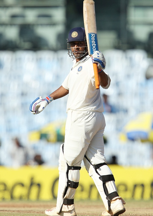 Mahendra Singh Dhoni hit his first double century at a time when India needed the skipper to come good.