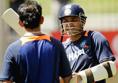 Sehwag, Gambhir batted with positive intent