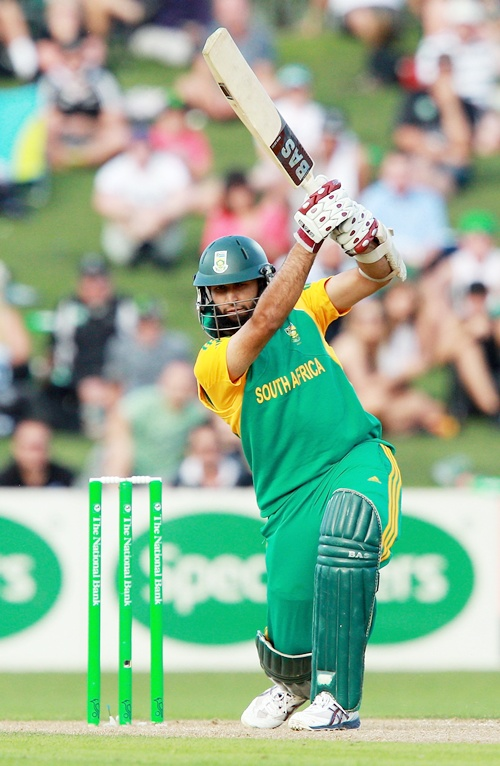 Amla heads the batting table