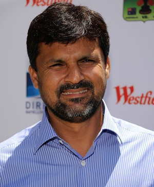 Rediff Cricket - Indian cricket - Moin Khan set to become Pak's interim coach