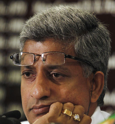 Nishanth Ranatunga