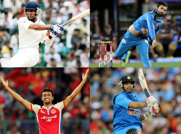 Make or break time for seven India stars in Zimbabwe