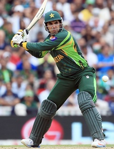 Misbah leads from front to give Pakistan series win