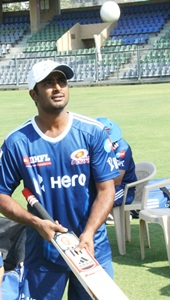 Emotional Rayudu thanks Sachin, Robin for help