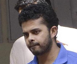 Sreesanth moves fresh bail plea after invocation of MCOCA