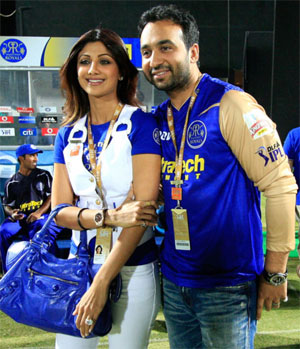 Rajasthan Royals owner Raj Kundra questioned by Delhi Police