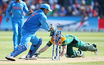 De Villiers says, run outs proved costly