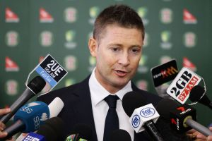 Australia captain Clarke out of Champions Trophy opener