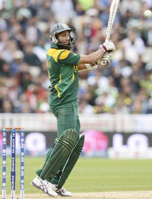 Top performer: Amla makes the difference