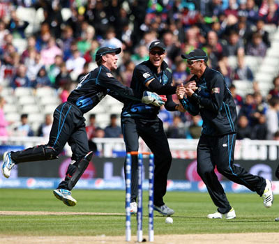 Champions Trophy: Australia-New Zealand match washed out