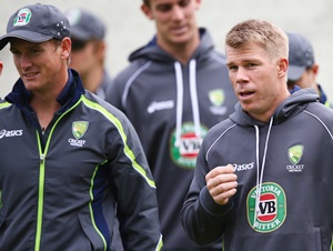 Oz skipper Bailey calls Warner's brawl minor incident