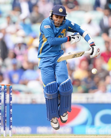 Rediff Sports - Cricket, Indian hockey, Tennis, Football, Chess, Golf - Stats: Jayawardene joins coveted 11,000 runs club