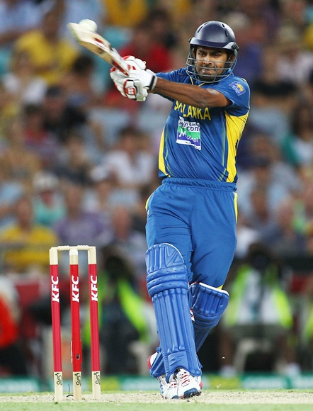 Lahiru Thirimanne of Sri Lanka