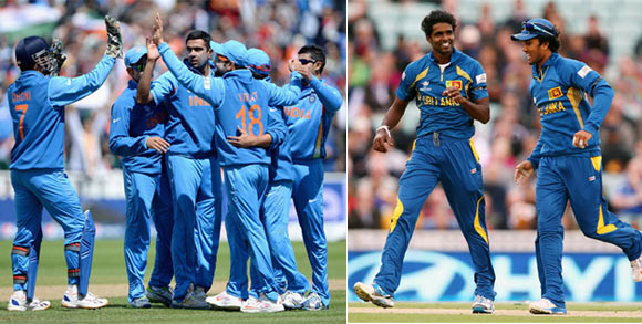 Can unstoppable India overpower Lankan lions in semis?
