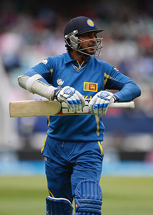 Sangakkara's wicket proved costly for SL