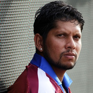 Sarwan dropped from Windies squad for tri-series