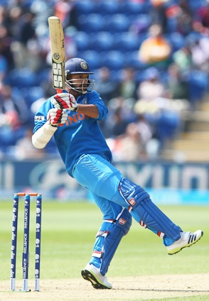 'Shikhar Dhawan has now learnt to respect his wicket'