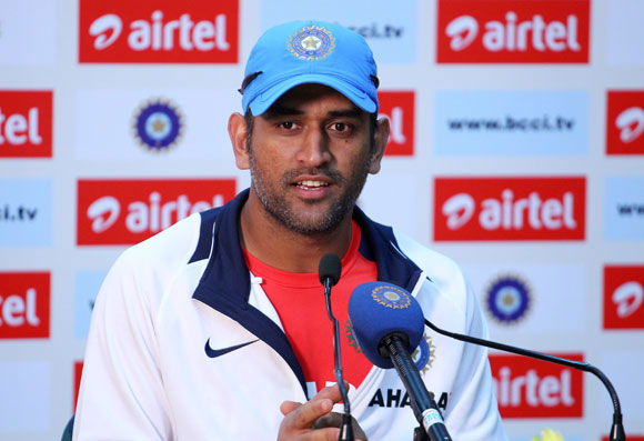 MS Dhoni: Staying off the media helped