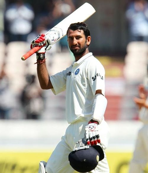 Rediff Cricket - Indian cricket - Having batted well against Swann, Panesar helped: Pujara