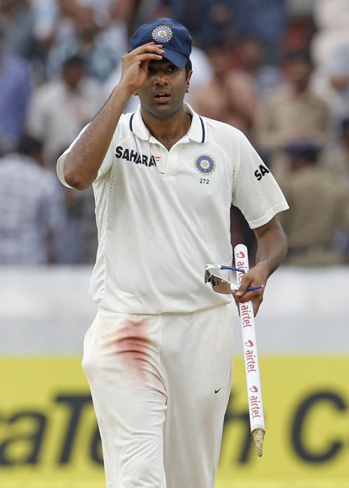 In-form Ashwin vindicates Dhoni's decision