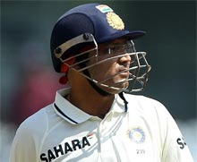 Sehwag axed for last two Aus Tests; Harbhajan, Ishant survive