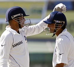Figure out why Sehwag and Gambhir got the Test axe