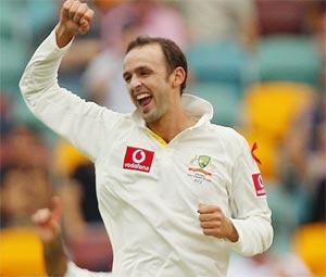 Lyon says confidence up after bowling Tendulkar