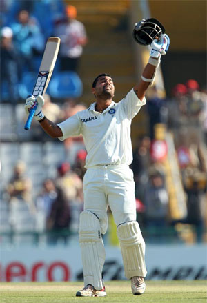 Rediff Cricket - Indian cricket - Stats: Indian batsmen rule Mohali despite Siddle's fiver