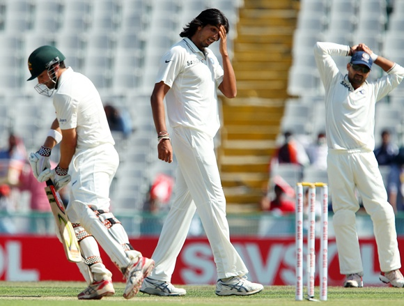 Ishant Sharma's poor form must worry the team management.