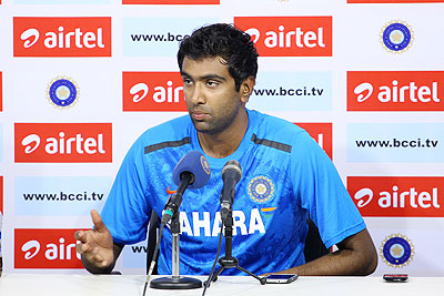 Ashwin among top bowlers, all-rounders