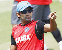 I am available for IPL, says KKR captain Gautam Gambhir