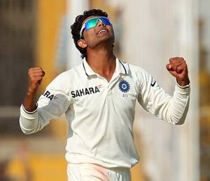 Rediff Cricket - Indian cricket - Jadeja makes it six with Aus skipper
