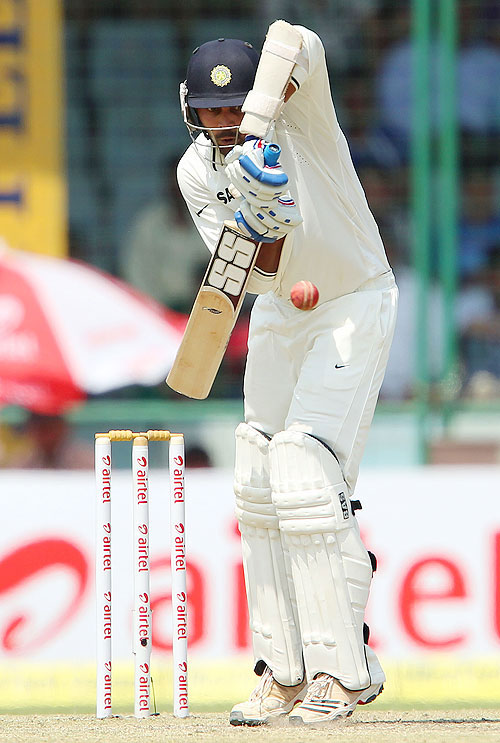 Vijay batted with maturity