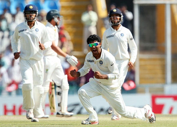 Jadeja proved an asset with bat and ball