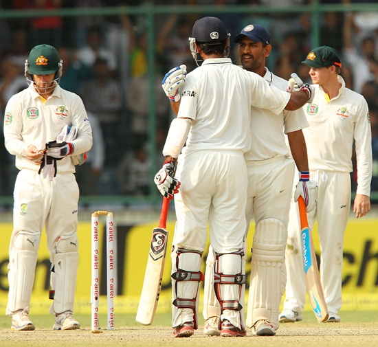 India gained seven ranking points