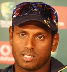 IPL 6: Sri Lankan Mathews named Pune Warriors captain